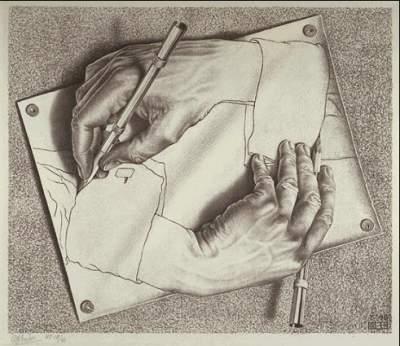 plagio-Escher